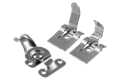 Swivel-Lok and Quick Release Fasteners
